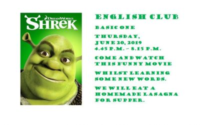 English Club Basic One